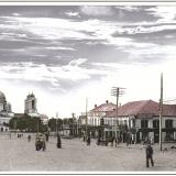 Красная площадь Курска. Фото конца XIX века