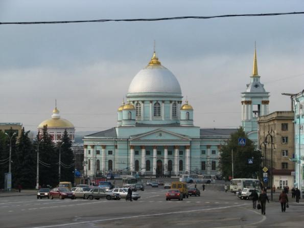 Знаменский собор в Курске