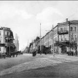 Начало Московской улицы от Красной площади.
