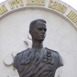 Памятник Герою Советского Союза Пантелееву Гавриилу Фроловичу.