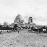Красная площадь. Знаменский монастырь.