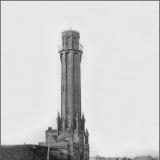 Водонапорная башня на Подвальной улице (ныне - ул. Павлова). Сохранилась до наших дней.