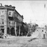 """Эту часть улицы Херсонской называли """"Полгора""""."""