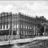 Дворянское собрание до пожара 17 октября 1892 г. Нынешний Дом Офицеров.
