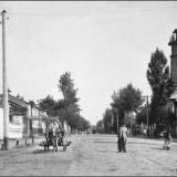 Сергиевская улица (ныне - ул. М. Горького).