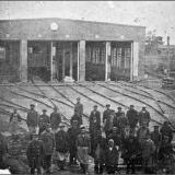 Северное депо. 1930 г.