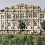 Дом офицеров (бывшее здание Дворянского собрания. 19 век)