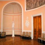 Зал со статуями в Марьино