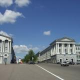 Красная площадь со стороны Знаменского собора
