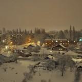 Курск, Аэродромная (после снегопада2)