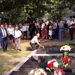 В Курске почтили память жертв терроризма