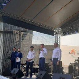 В Курске состоялось официальное открытие площадки детинца