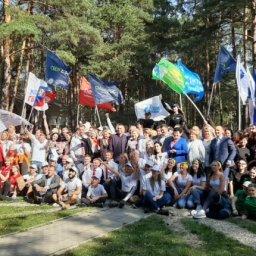 В Курске открылся фестиваля работающей молодежи «Юность»