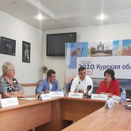 В Курске подвели промежуточные итоги голосования