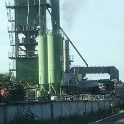 В Курске выявили нарушения в работе асфальтового завода