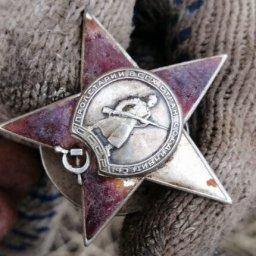 Курские поисковики подняли останки четырех советских воинов