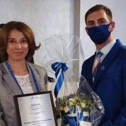 Курские журналисты получили премии от корпорации «Росатом»